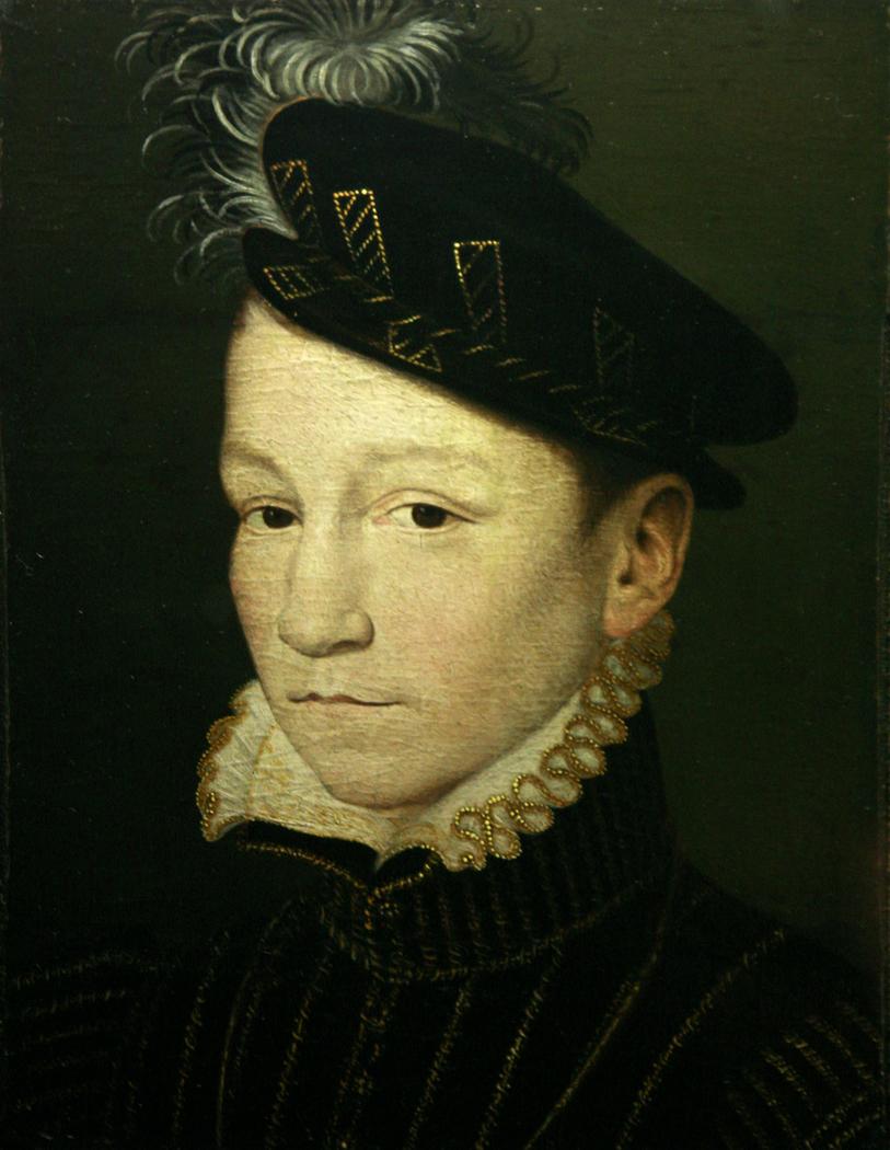 Portrait de Charles IX