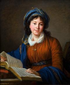 Portrait de la princesse Natalia Ivanovna Kourakina, née Golovina