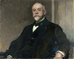 Portrait de Léon Pissard