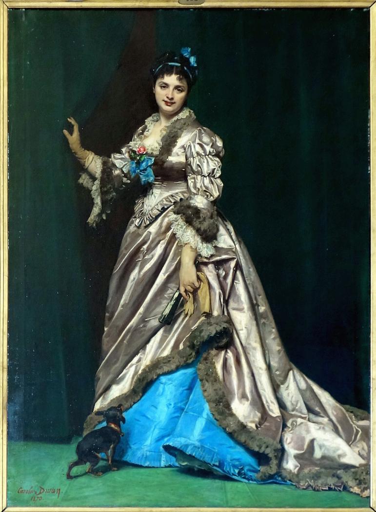 Portrait de Mme Ernest Feydeau