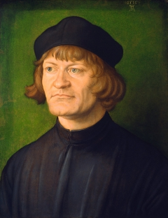Portrait of a Clergyman (Johann Dorsch?)