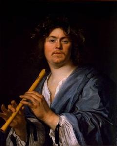 Portrait of a Flute Player