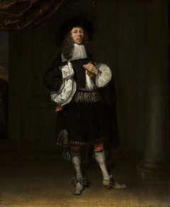 Portrait of a Man, at full length