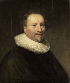 Portrait of a man, possibly Jan Doublet (1580-1650)