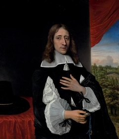 Portrait of a Man, possibly Willem van der Burch (1627-1712)