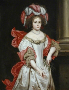Portrait of a Young Lady, Time of Louis XIV