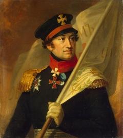 Portrait of Alexander A. Bibikov (1765-1822)