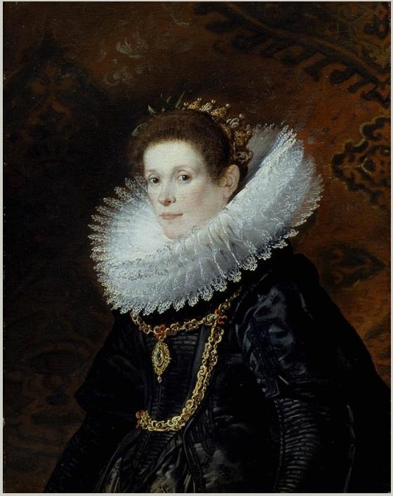 Portrait of an eminent lady