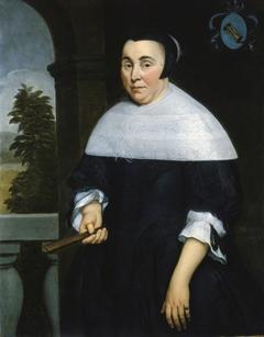 Portrait of Anna van Gelder