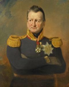 Portrait of Baron David Hendrik Chassé, Lieutenant-General