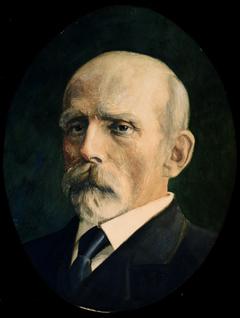 Portrait of Carl Otto Løvenskiold