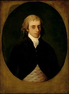 Portrait of Carlos López Altamirano