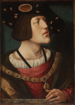 Portrait of Charles V, Holy Roman Emperor