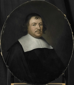 Portrait of Cornelis van den Bergh, Director of the Rotterdam Chamber of the Dutch East India Company, elected 1659