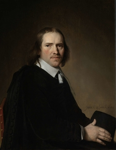 Portrait of Dirck, Johannes or Jacobus Wallis