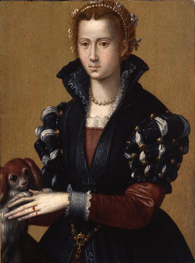 Portrait of Eleanora of Toledo