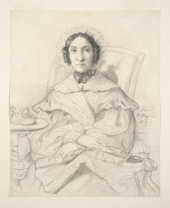 Portrait of Madame Monnerot