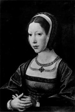 Portrait of Isabella of Austria