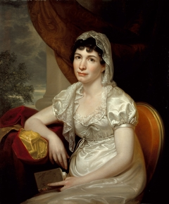 Portrait of Jane Griffith Koch