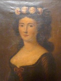 Portrait of Jeanne Ruel de Launay