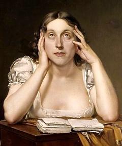 Portrait of Marceline Desbordes-Valmore