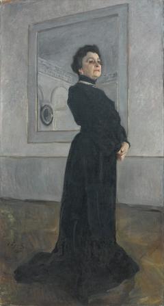Portrait of Maria Yermolova