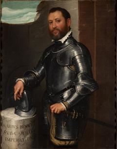 Portrait of Mario Benvenuti