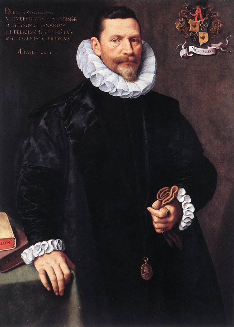 Portrait of Petrus Ricardus