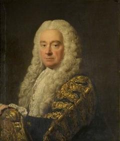 Portrait Of Philip Yorke, 1st Earl Of Hardwicke