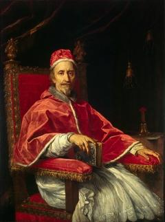 Portrait of Pope Clement IX (1600-1669)