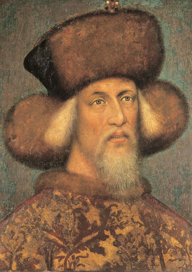 Portrait of Sigismund of Luxemburg