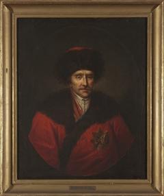 Portrait of Teodor Szydłowski (d.1796), voivode of Płock