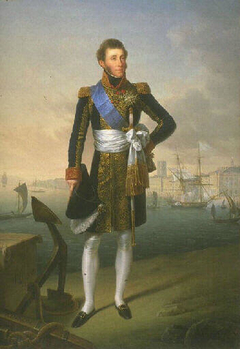 Portrait of the Duke of Angoulême