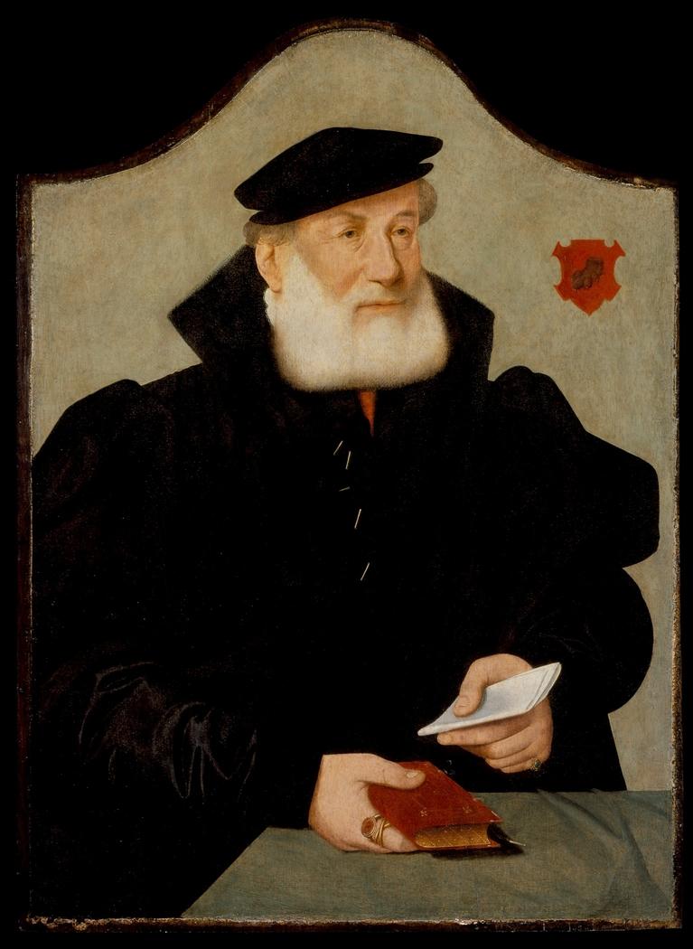 Portrait of Wilhelm Kannengiesser