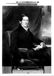 Portrait of Willem Jan Both Hendriksen (1780-1853)