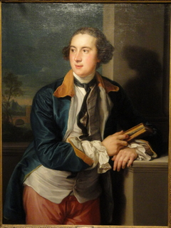 Portrait of William Legge, Second Earl of Dartmouth