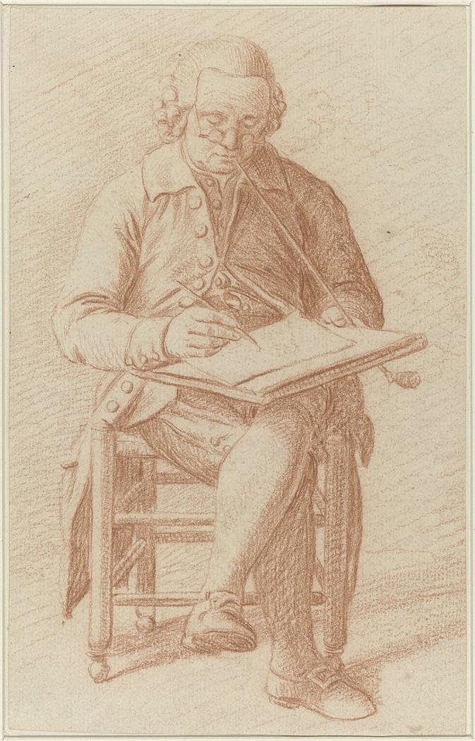 Portret van Hendrik Tavenier
