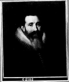 Portret van Johan de Brauw (1532-1617)
