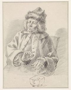 Portret van Jurriaan Buttner