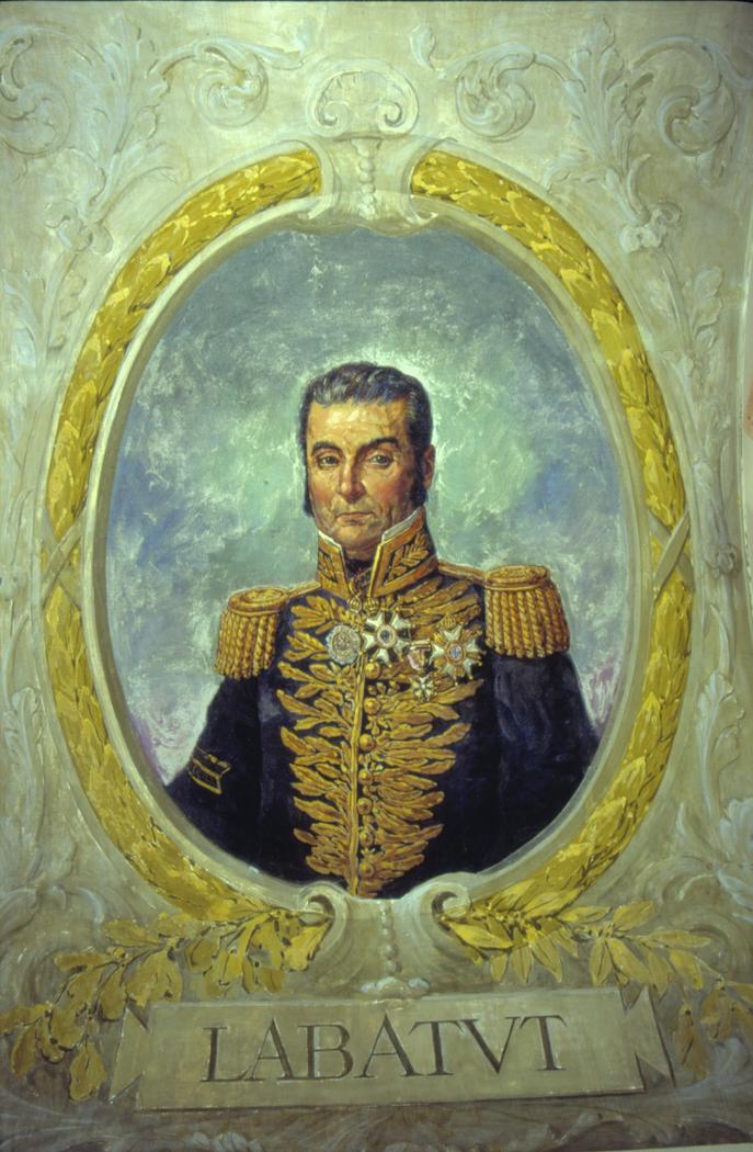 Retrato de Pedro Labatut