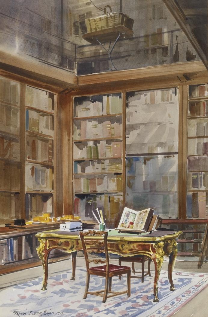 Original Manuscript and Rare Book Library, Walters Art Gallery