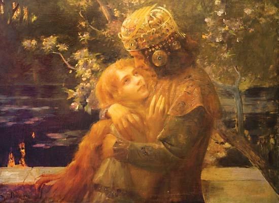 Romeo and Julia