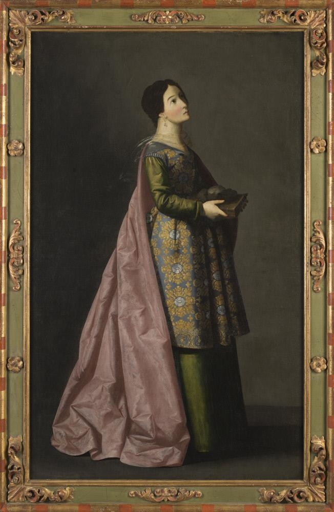 Saint Emerentiana (Santa Emerenciana)