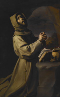 St. Francis in Meditation