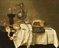 Still Life with a Rummer and Pie