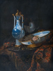 Still Life with Ewer and Basin, Fruit, Nautilus Cup and Other Objects
