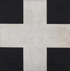 Suprematist Cross