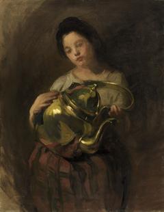 The Brass Kettle