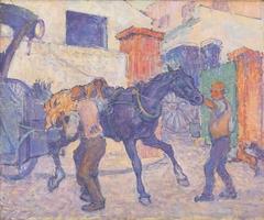 The Cab Horse