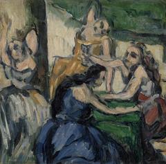 The Courtesans (Les Courtisanes)